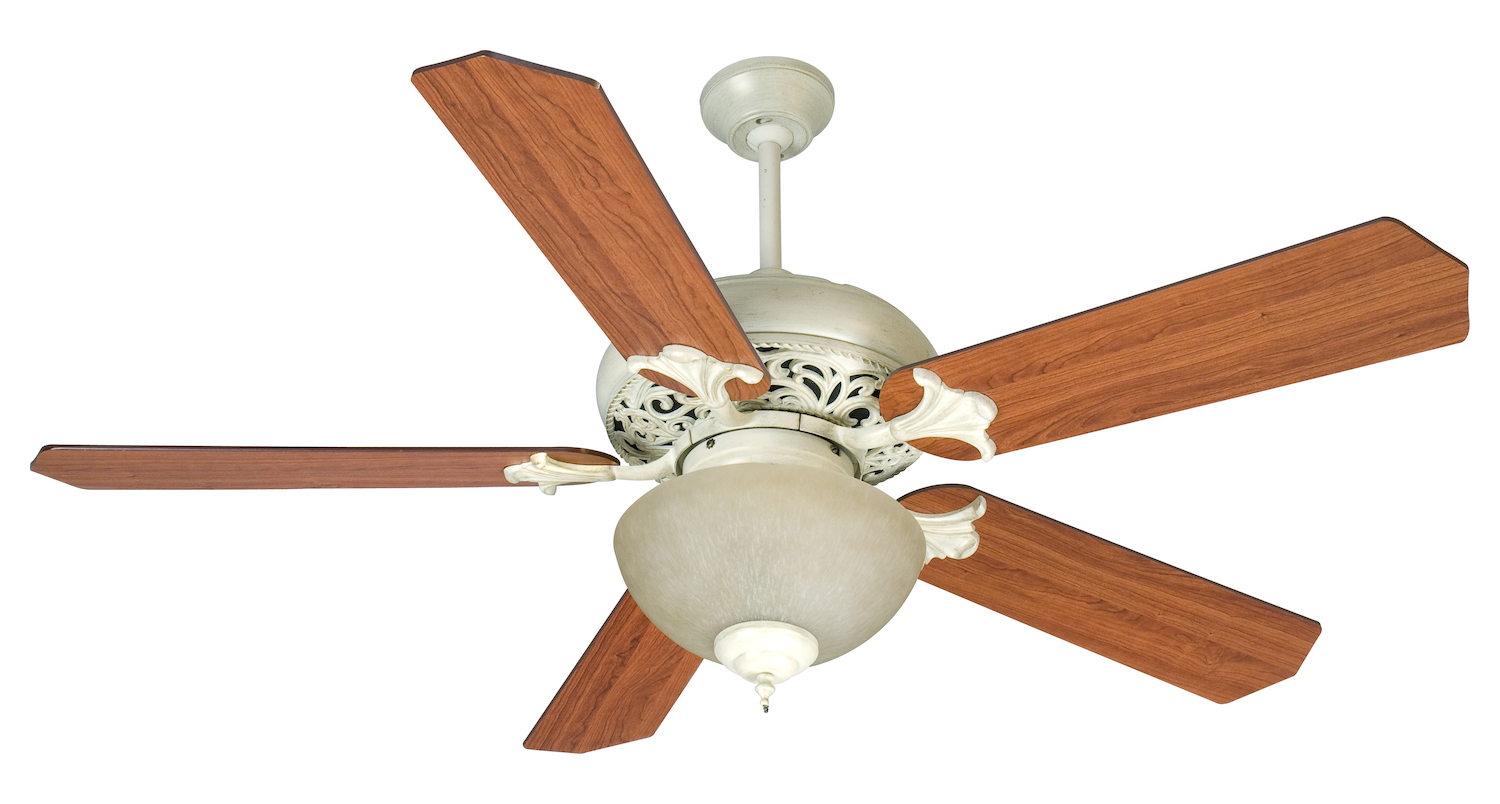 Distressed Wood Ceiling Fan Craftmade Mia Indoor Ceiling Fan With Five 52 Quot Standard
