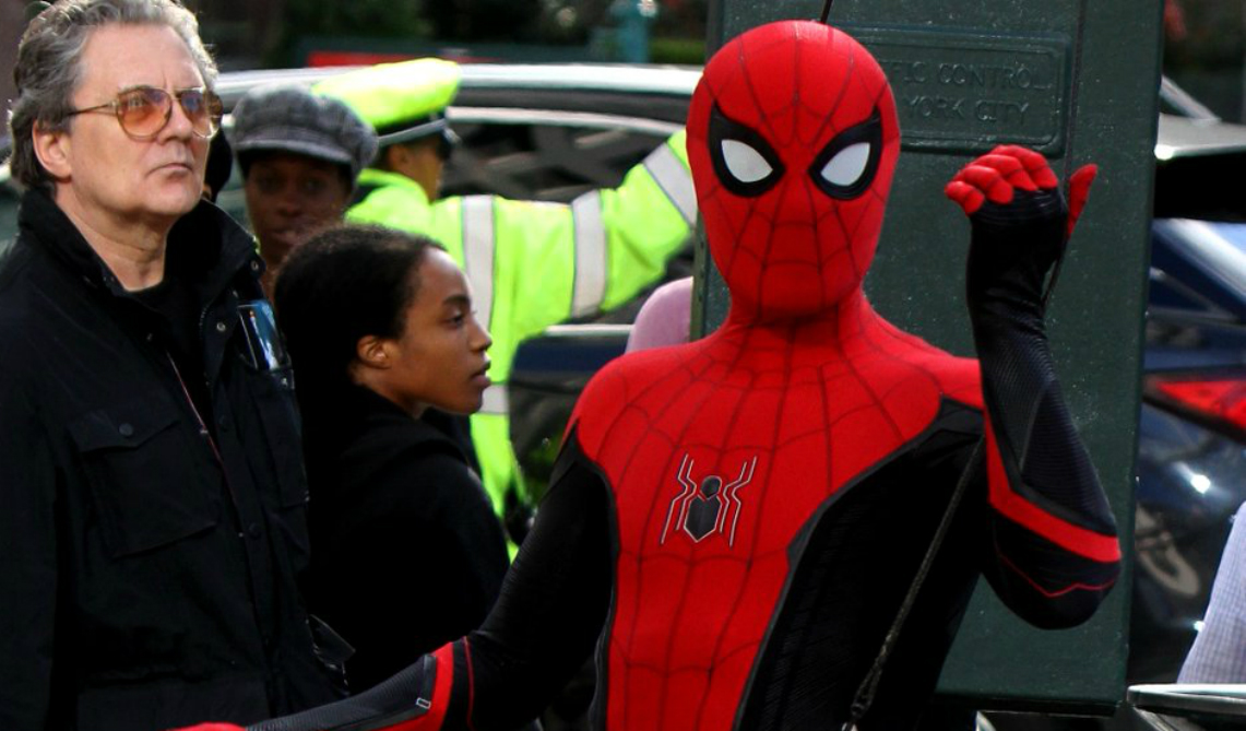 Hi Res Photos Give Us An Even Better Look At Spider Man39s