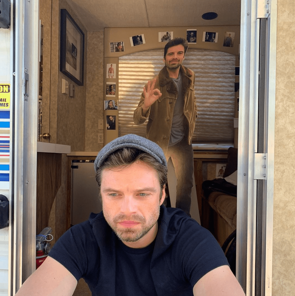 Tom Trailer Avengers Infinity War Star Sebastian Stan Has Pictures Of Tom