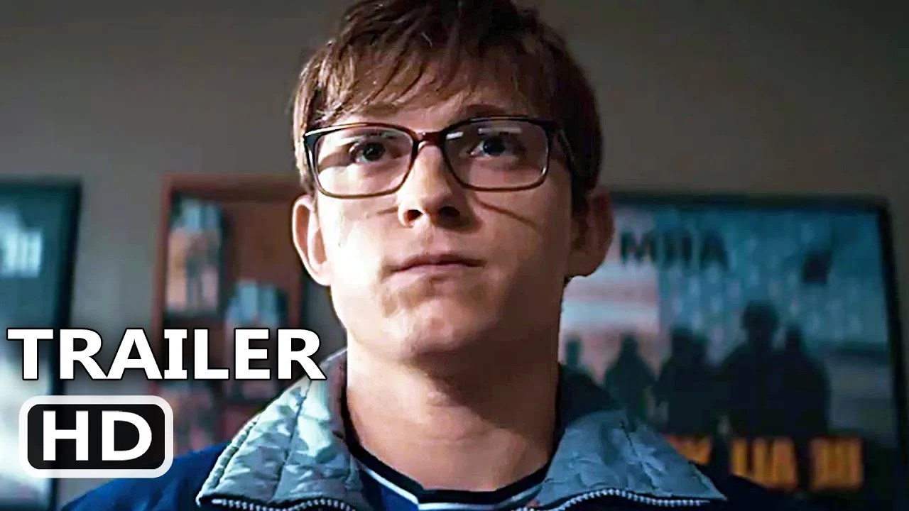 Watch Tom Holland Is Totally Unrecognizable In First Cherry Trailer