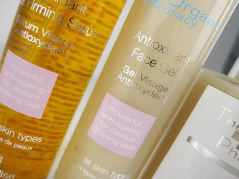 OrganicPharm3 The Organic Pharmacy skin care   Green Monday review