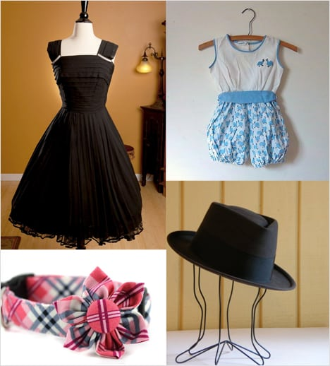 Etsy Mad Men Style etsy 4 for Friday –  Mad Men Style for All