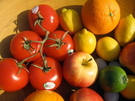 Fruitbowl Nutrisystem Week One   so far, so easy!