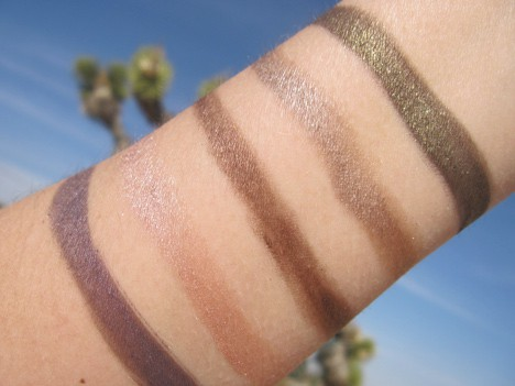 tarte0412G No matter the forecast, these tarte cream shadows stay put!