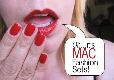 MACfashionsetsA MAC Fashion Sets    review, photos & swatches