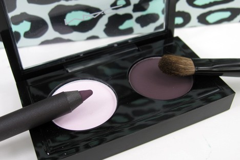 MACprimpedeye2 MAC Fabulousness: Primped Out Eye Look Bag in Decadently Pink   review, photos & swatches
