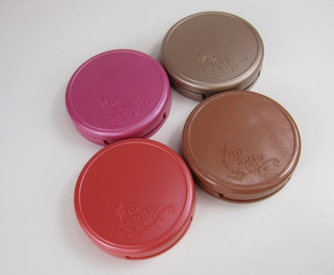 tarteblush1212C tarte fantastic foursome Amazonian Clay blush enthusiast set – review, photos & swatches