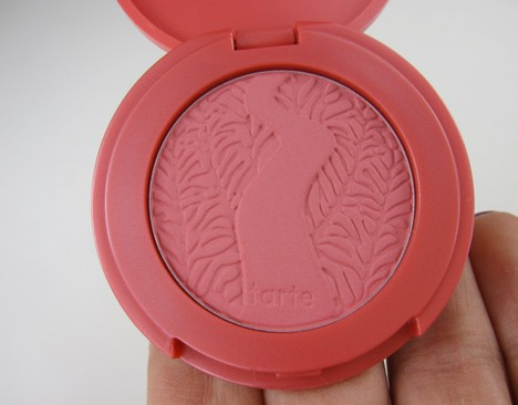 tarteblush1212E tarte fantastic foursome Amazonian Clay blush enthusiast set – review, photos & swatches