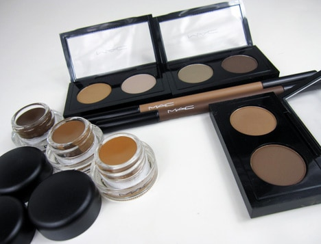 MACbrows1 MAC The Stylish Brow   review, photos, swatches & looks