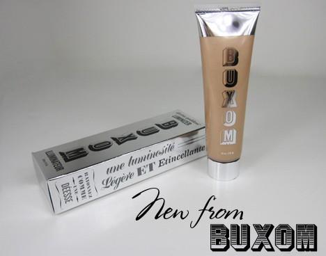 Buxom0212A Buxom Divine Goddess Luminizer Review