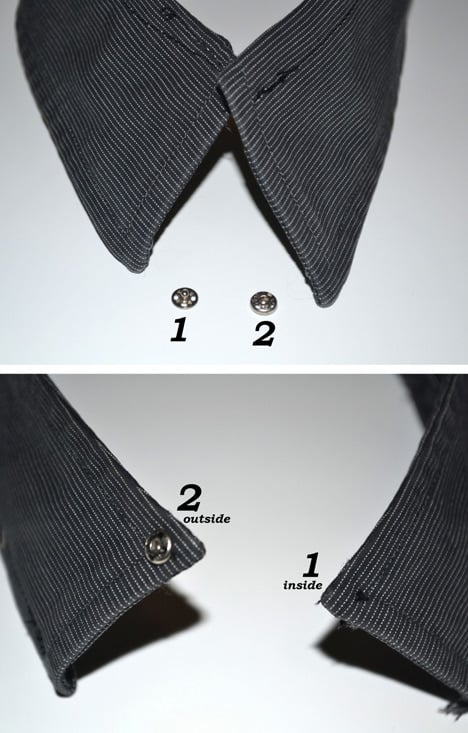 DIYcollar6 How To: DIY Collar Necklace