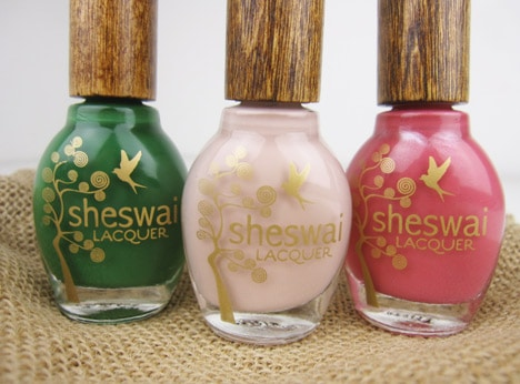PP0216B Nail Polish Porn: Sheswai Dig It (new for spring 2013)