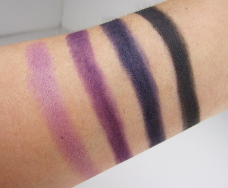 MACArchiepalette6 MAC Archie's Girls palettes and mascaras – review, photos & swatches