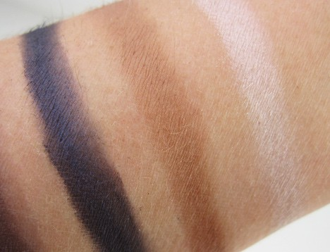 NYXNatSmok14 NYX  Natural Eyeshadow Palette and Smokey Eyeshadow Palette   swatches and review