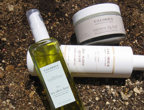 caldrea bath and body
