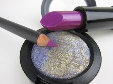 MACTaboo2 MAC Tropical Taboo   swatches & review