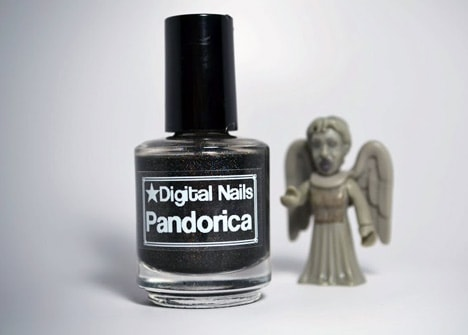 Digital Nails Pandorica