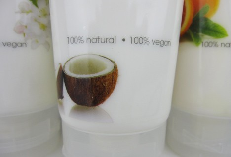 vegan body lotion