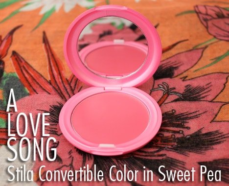 Stila Concertible Color Sweet Pea