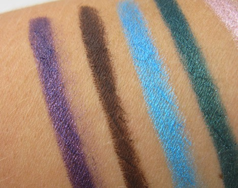 Jordana11 Jordana Cosmetics 12HR Made to Last Liquid Eyeliner and Eyeshadow Pencils Review