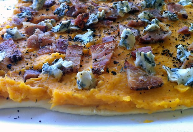 Butternut Squash feature Butternut Squash Tart Recipe