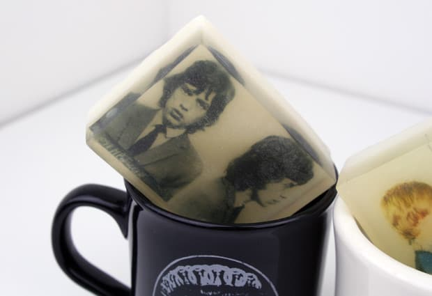 Bubble Genius Mugshot soap 2 Your favorite Bad Boy, now in soap form! Bubble Genius Ya Dirty Mug