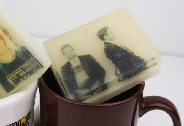Bubble Genius Mugshot soap 4 Your favorite Bad Boy, now in soap form! Bubble Genius Ya Dirty Mug