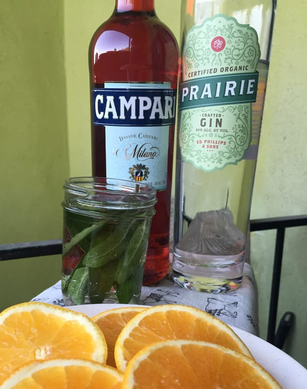 The ever so grateful thanksgiving cocktail recipe we for Mixed drink recipes by ingredient