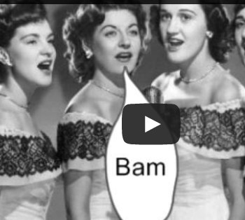 Mr Sandman by the Chordettes (Video)