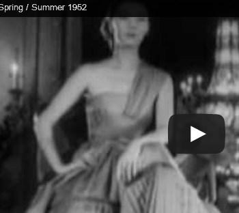 Dior Spring / Summer 1952