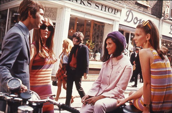 1960s fashion: Swinging London