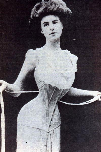 S bend corset