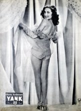 Gloria Anderson WWII pin up for YANK Magazine