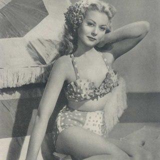1940 bikini