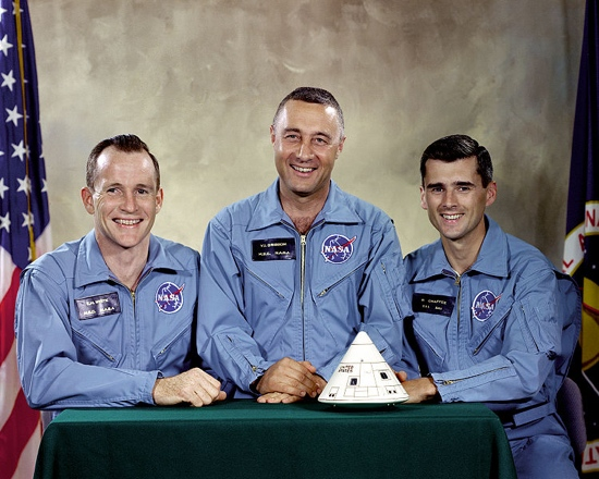 NASA Apollo 1 crew