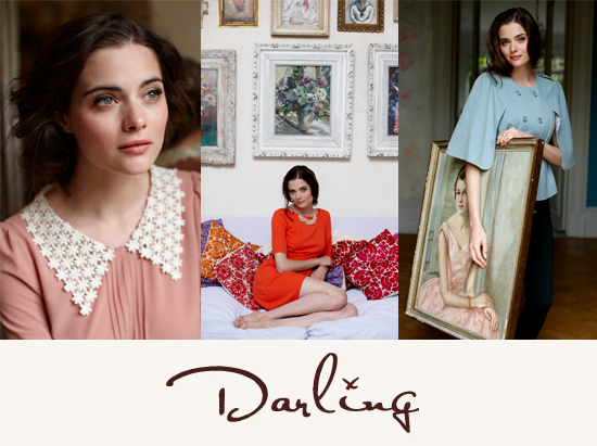 Darling retro fashions