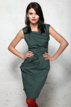 Eucalyptus Penelope Dress by Rock My Vintage Ltd