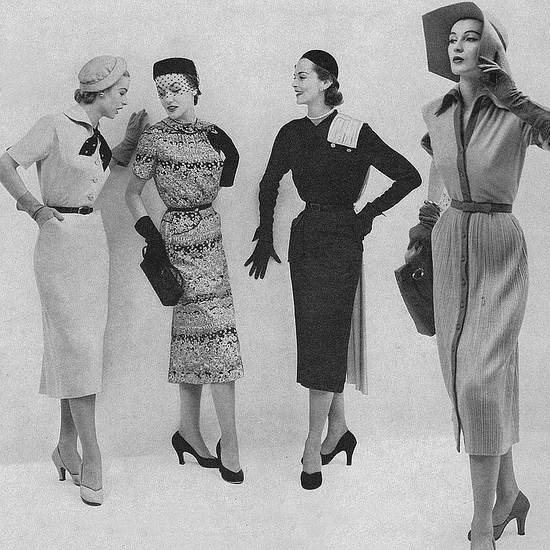 1950s Models and their Measurements