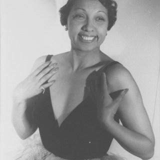 Josephine Baker in her 40s
