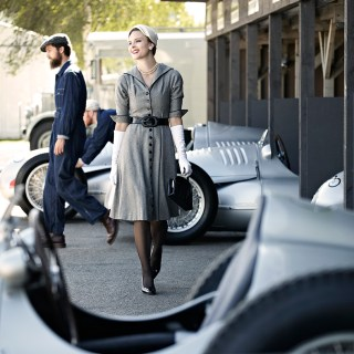 Win tickets to the Goodwood Revival 2013