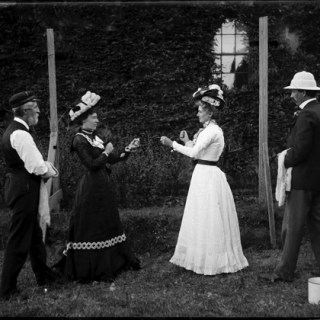 Vintage women's boxing: late 1800s to 1920s