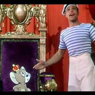 A little bit of joy for a Sunday morning: Gene Kelly and Jerry