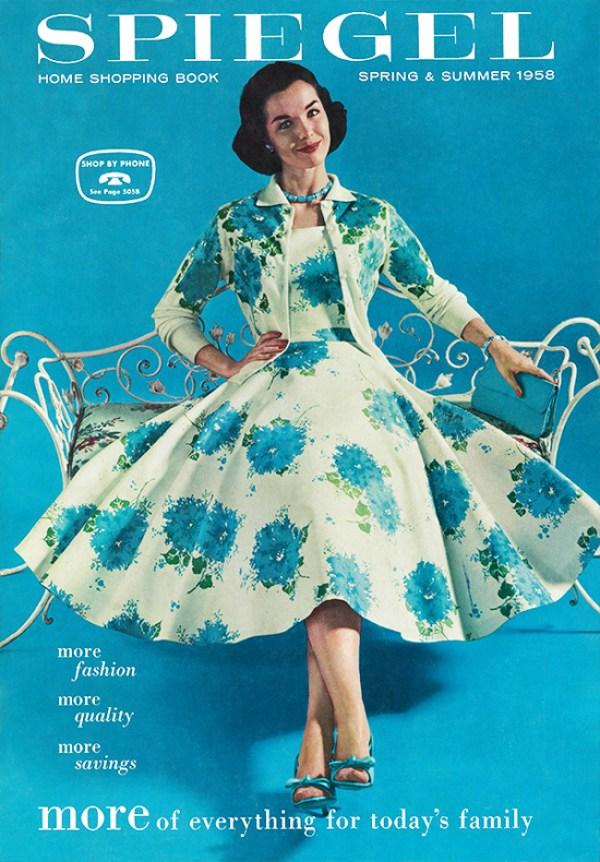 Pretty 1950s circle skirt