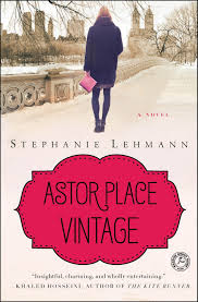 Win a copy of Astor Place Vintage