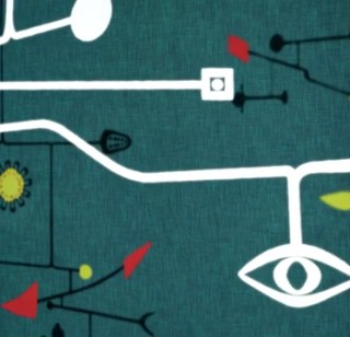 Post War British textiles – animated