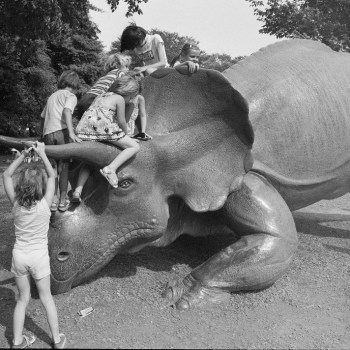 A 1960s Triceratops