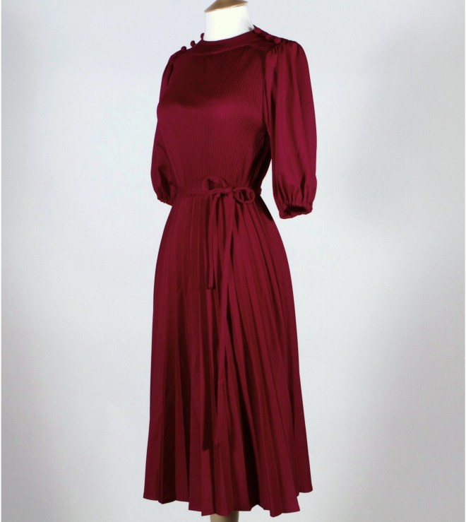 1920s style day dress