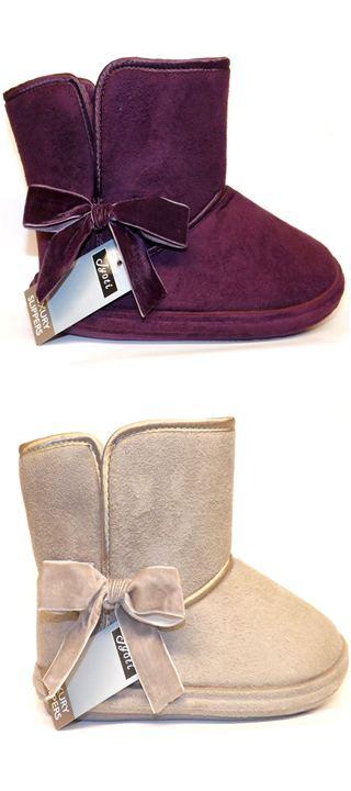 Truffle Slippers