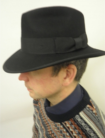 1940s style trilby