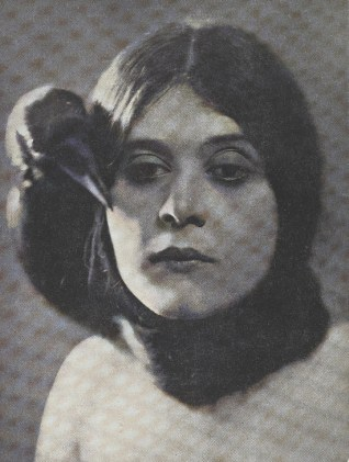 Publicity Photo of Theda Bara